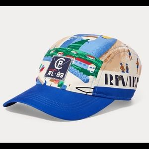 Polo Ralph Lauren Riviera hat BNWT cap graphic